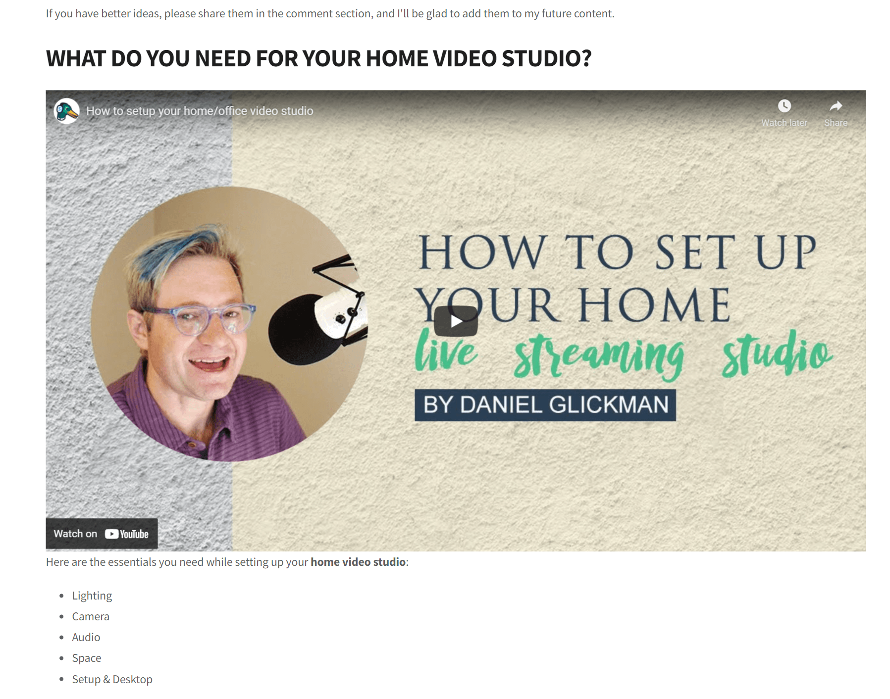 12 Smart Ways To Repurpose Your Live Streams For More Content